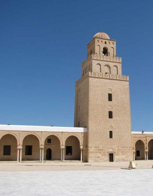 Anderson Aghlabids Wkshp Qayrawan_minaret