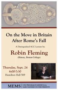 Robin Fleming Poster