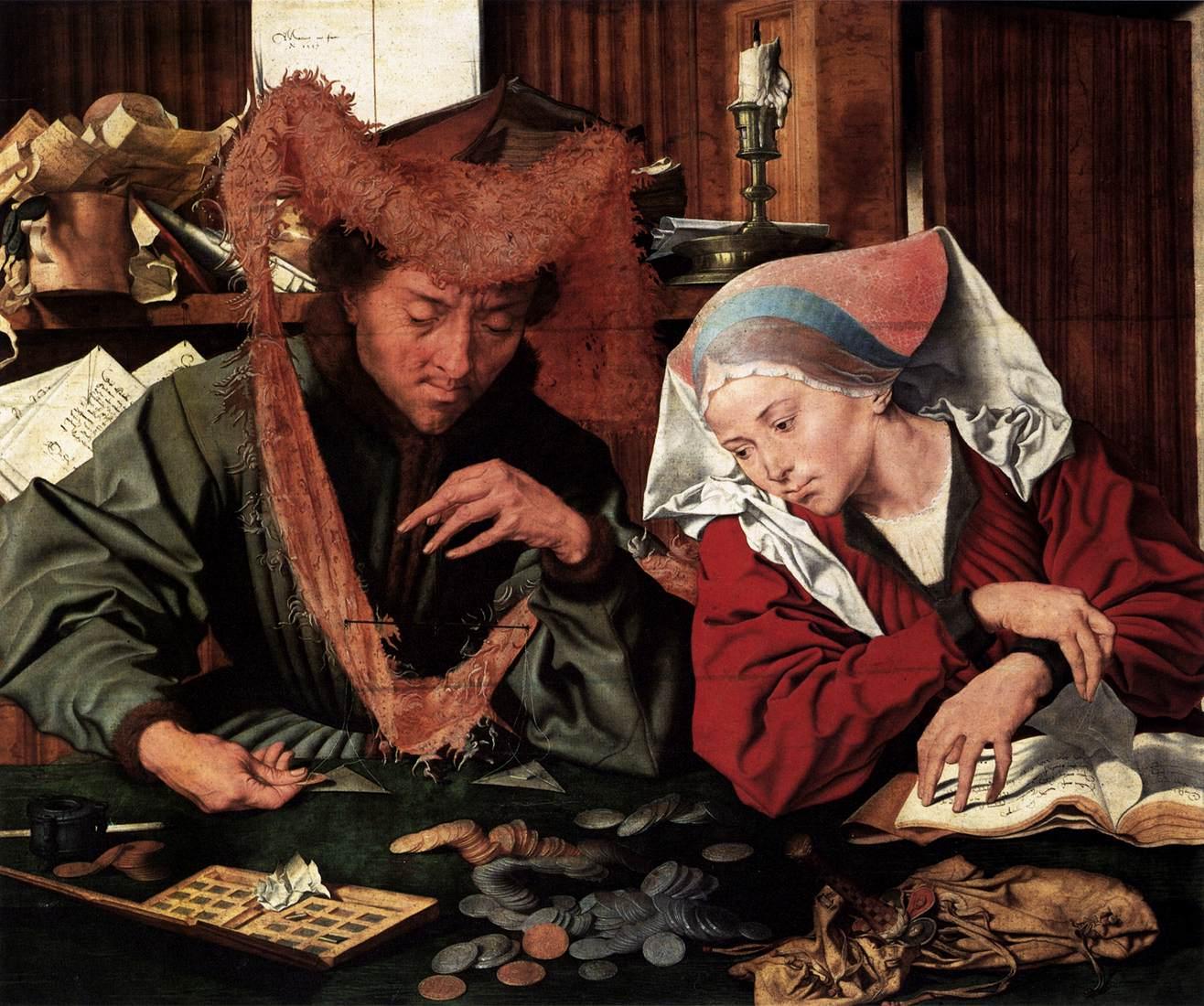 (Fellowships and Grants) Marinus_Claesz._van_Reymerswaele_001